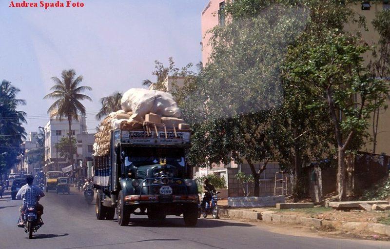 In auto a Bombay