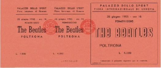 Beatles Genova